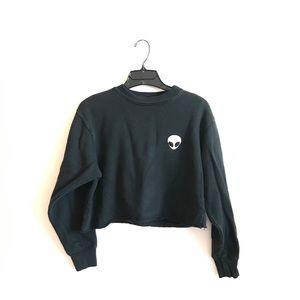 🎉TAKE 50% OFF!🎉Brandy Melville Alien Sweater